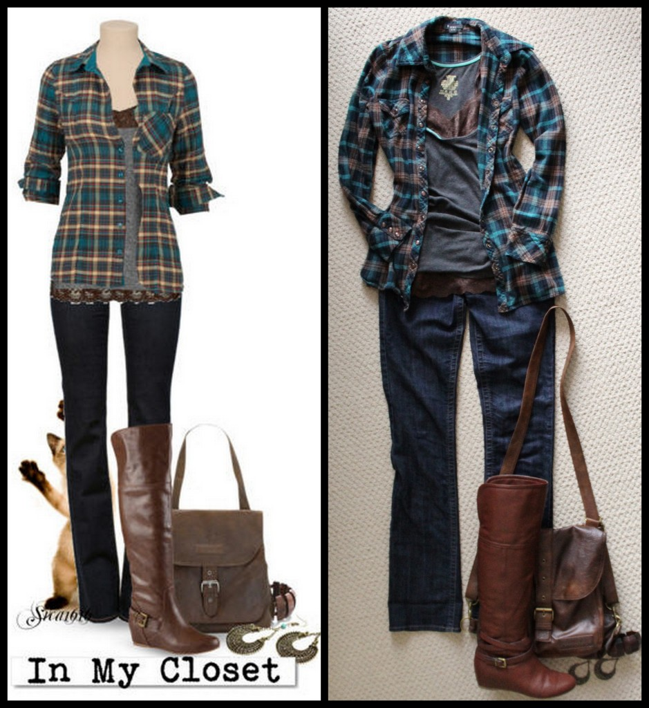 upload to polyvore or pinterest3